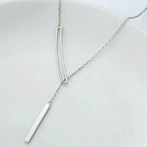 Jewelry - NWT Raise the Bar Lariat Y Necklace